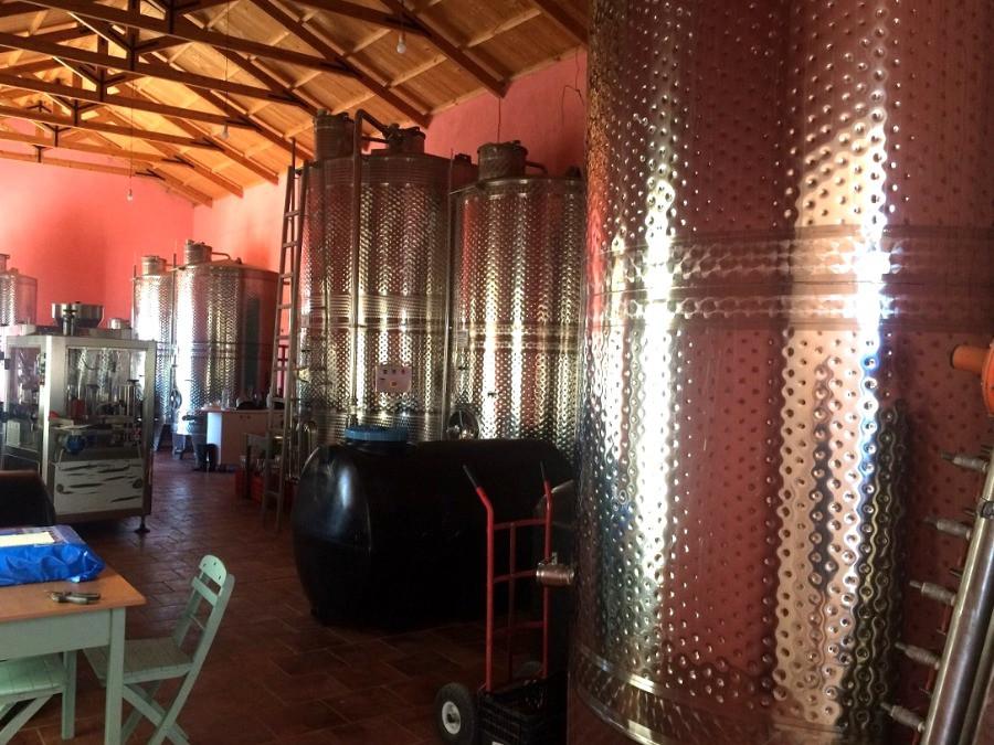 דרך היין ברודוס, מסלול טיול ברודוס