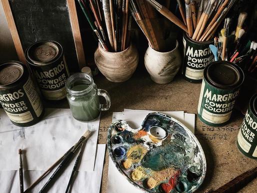 Home Art: Ideen to go
