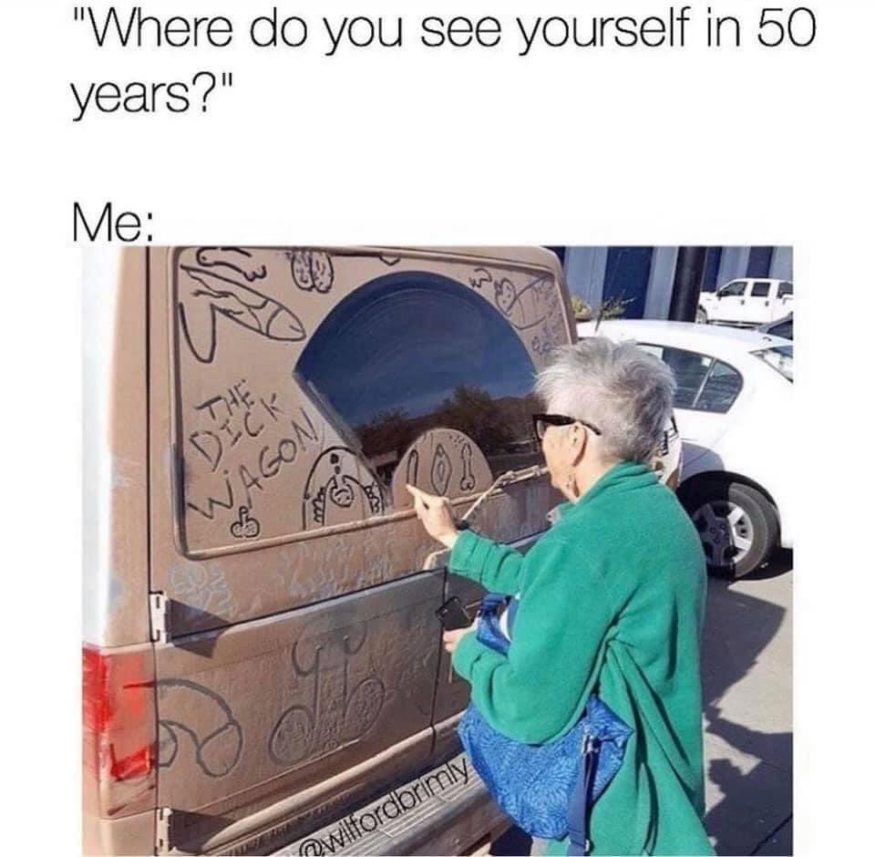 Offensive Old People Memes