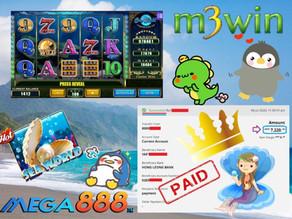 SeaWorld slot game tips to win RM7220 in Mega888