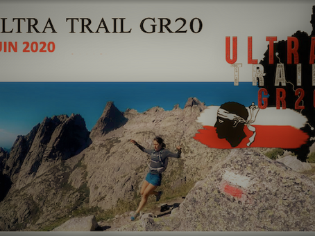 L'ULTRA TRAIL GR20  Corsica