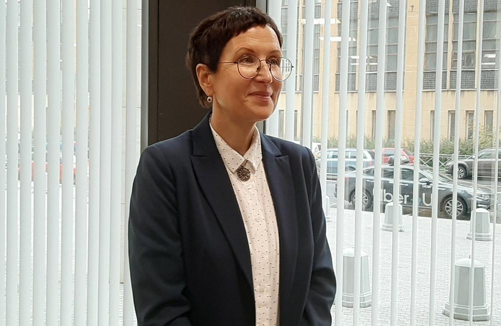 Ирина Вишневская, руководитель центра промыслов