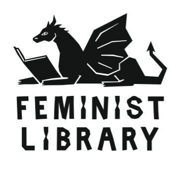 Feminist Library Dragon Logo