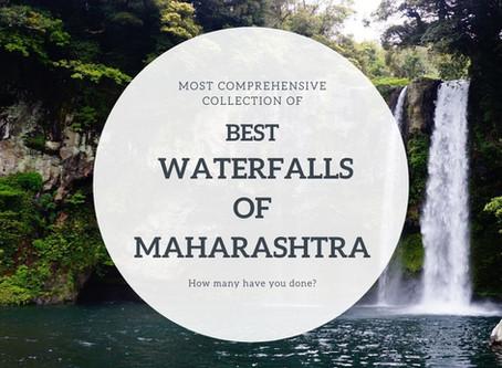 Best Waterfalls of Maharashtra