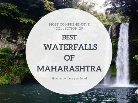 Best Waterfalls of Maharashtra