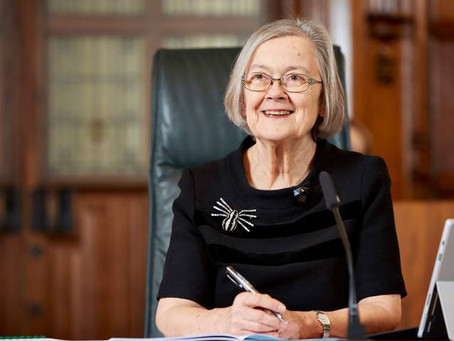 OWLSS Events: 'Equal to Everything' with Baroness Hale of Richmond