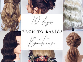 10 day Back to Basics Bootcamp