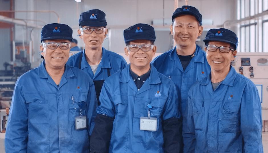 Hua Guang Workers