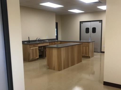 Desert Willow Hospital Nears Completion