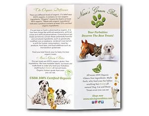 Why Organic Dog, Cat and Horse Treats
