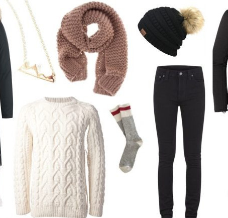 PACKING  LIST  FOR  WINTER
