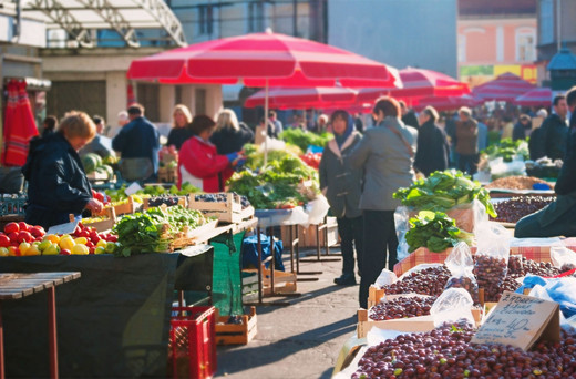 Farm-to-table ,Organic, Growers And Markets