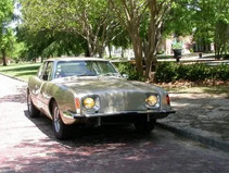 Historic Car in Historic Garden District