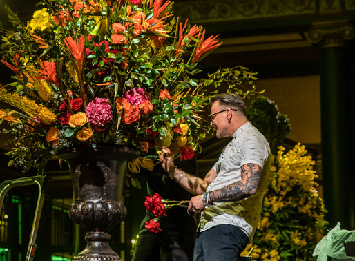 Celebrated Designer Simon Lycett Presents at Longwood Gardens