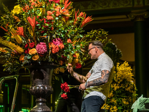 Celebrated Designer Simon Lycett Presents at Longwood Gardens