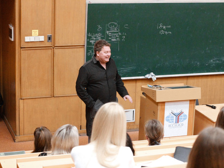 Денис Иванов: гастрономия в России