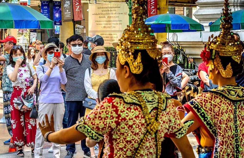 นักท่องเที่ยวจีน
