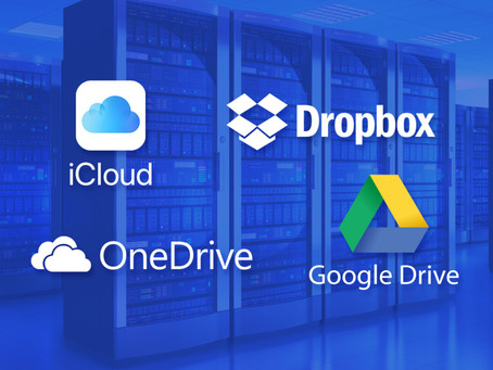 Top Cloud Storage Providers of 2019