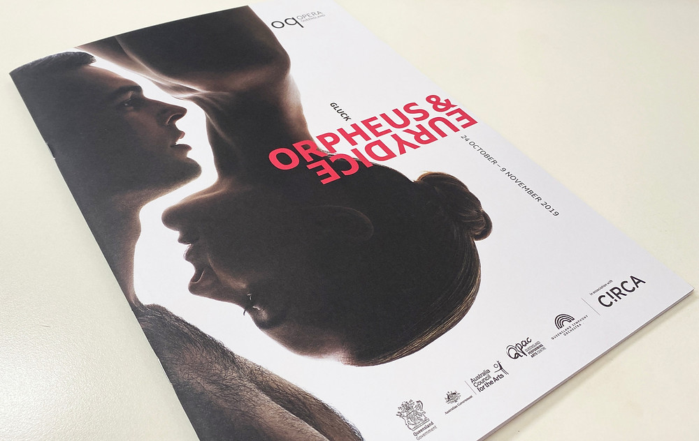 Printing on Uncoated Paper | Opera Queensland