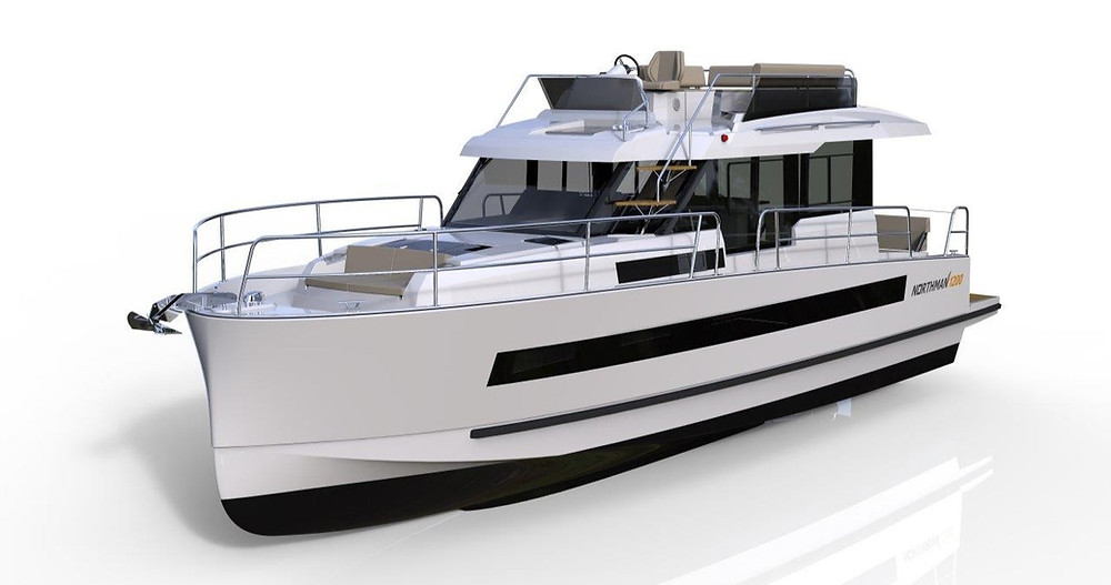 Northman 1200 Flybridge Motoryacht