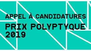 Prix POLYPTYQUE 2019