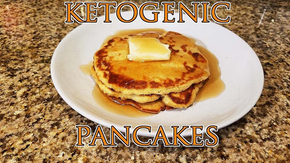 Keto Cream Cheese Pancake Recipe