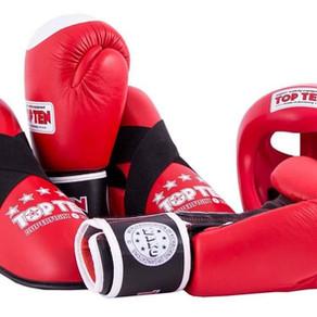 Kickboxingutstyr