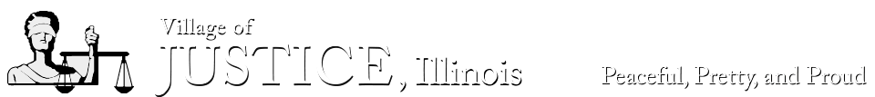 village of justice illinois logo