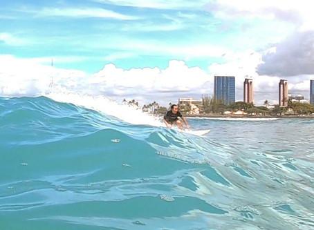 2020年8月のブログ 趣味を持とう! サーフィンなんかいかがですか?