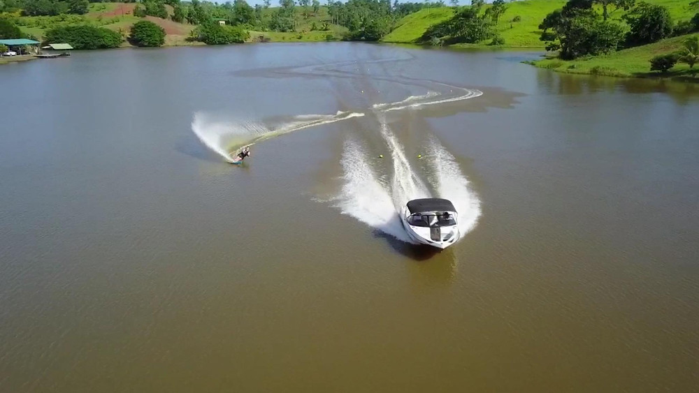 Waterski Costa Rica