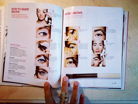 All about the brows @Sakis Isaakidis