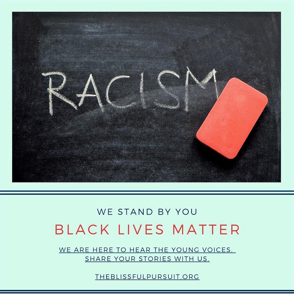 BLACK LIVES MATTER!!