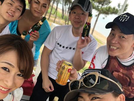 TATEISHI Dance Company in 淡路島