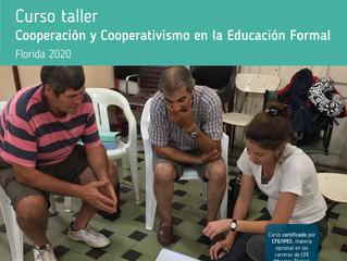 Presentación de proyectos del curso de cooperación y cooperativismo en la educación - Florida