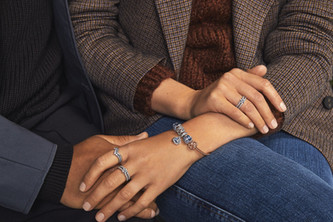 The Season to Sparkle as Pandora launches a new collection - Pandora Timeless.