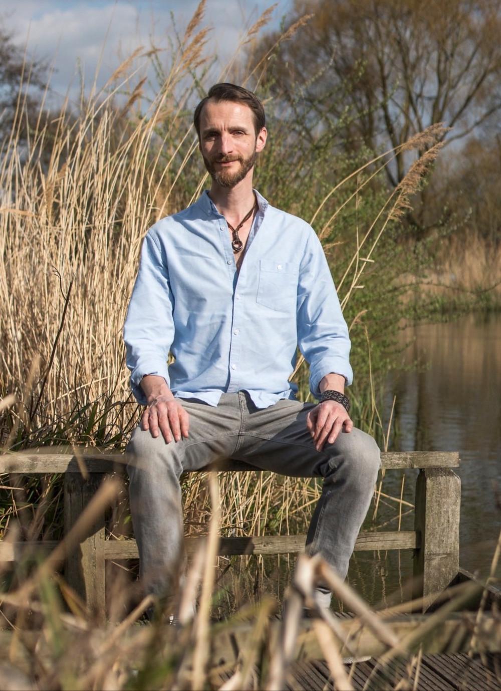 Nick Kientsch, meditation teacher of Who am I? Virtual Retreat for gay men