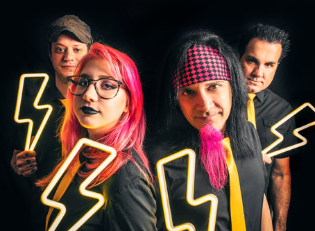 Chip & The Charge Ups are About To Strike Lightning In Pittsburgh (and The World) with New Record