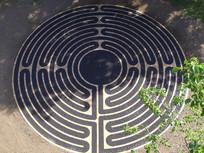 Labyrinth De Chartres