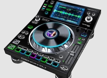 Denon SC5000 Players Get Rekordbox Import in 1.0.3 Firmware