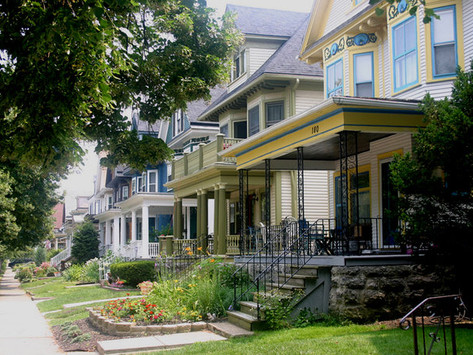 Cities with Oldest Homes: Age of Housing Stock Data