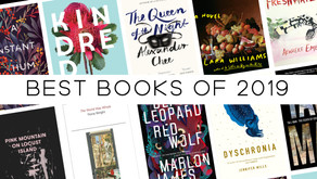 Michaela's Best Books of 2019