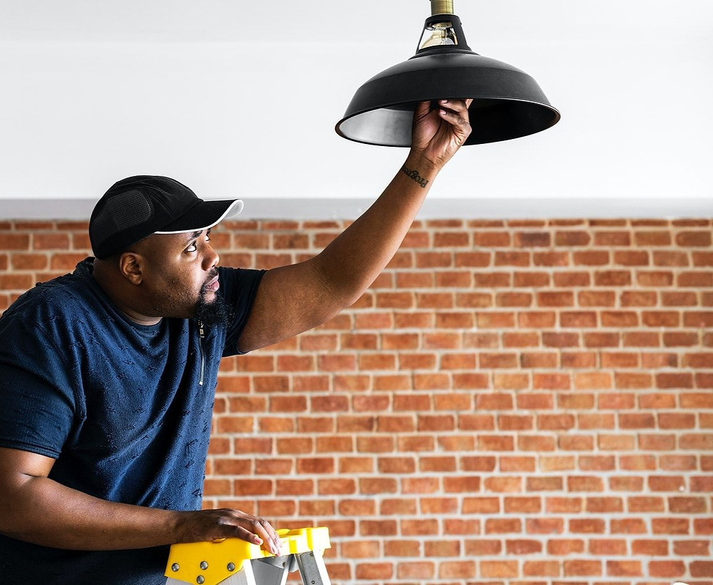 How much does it cost to install a ceiling fixture? Find out ceiling fixture installation costs.