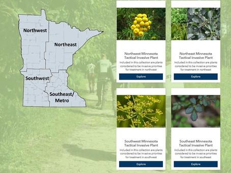 MDA Invasive Species Story Map