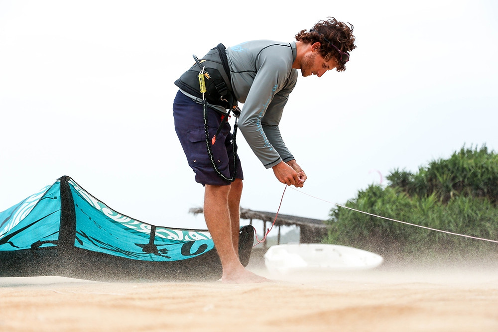 Faith Kiteboarding Sri Lanka
