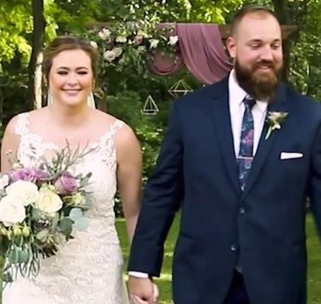 the honor of filming weddings