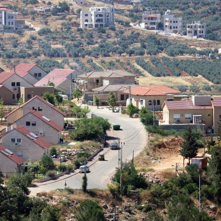 It's Time for Britain to Reconsider its Position on Settlements