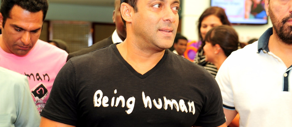 Salman Khan does not have a heart of Gold
