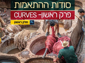 סודות ההתאמות - פרק ראשון- Curves