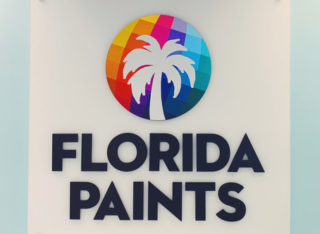 Why do we use Florida Paints?