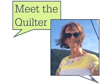 Meet the quilter: Glenys Davies